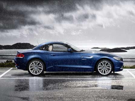 BMW Z4 idea design award
