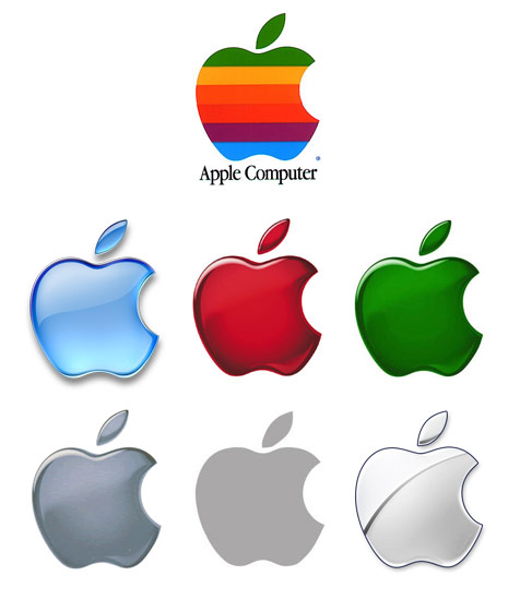 Apple Logo Geschichte