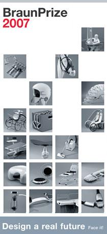 Design Wettbewerb BraunPreis 2007
