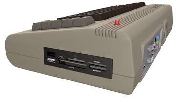 c64 commodore design 2011