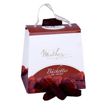 Schokoladentrüffel zum Valentinstag