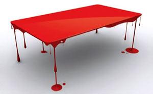 Tisch design  Designer Tisch | Design Blog vom Designer
