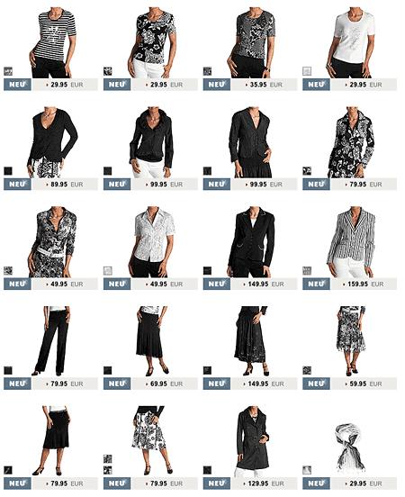 gerry weber farbthemen fashion design mode