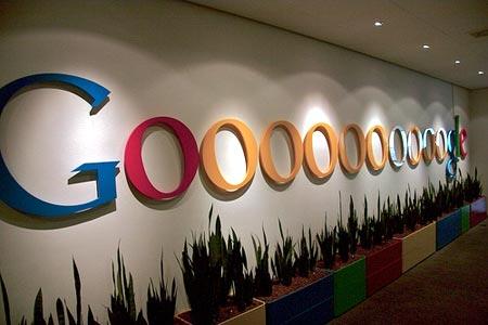 google logo amsterdam
