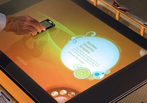 Interface Design Touchscreen