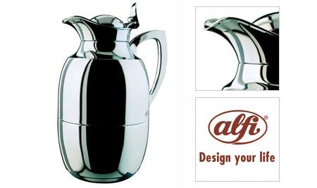isolierkanne alfi juwel des designs design blog vom. Black Bedroom Furniture Sets. Home Design Ideas