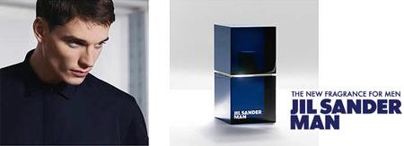 Jil Sander Design Geschenk Parfüm Mann