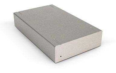 Lacie externe Festplatte im Porsche Design