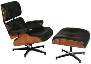 Lounge Chair Ray & Charles Eames