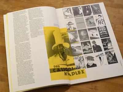 Magazin München Typografie