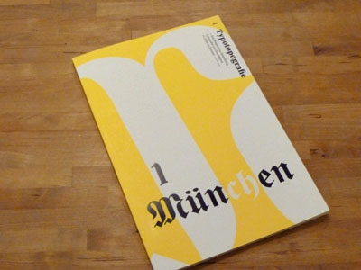München Typografie