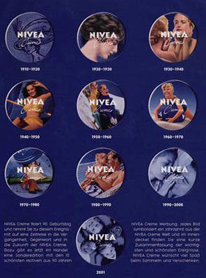 Nivea Sonderedition Design