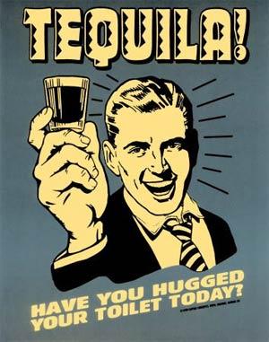 tequila plakatdesign