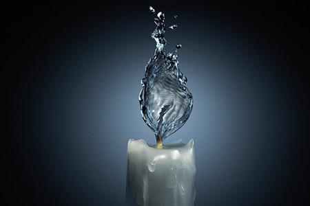Wasserkerze, Platinum