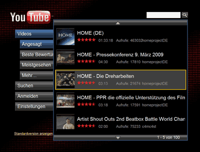 YouTube-XL-screen-design